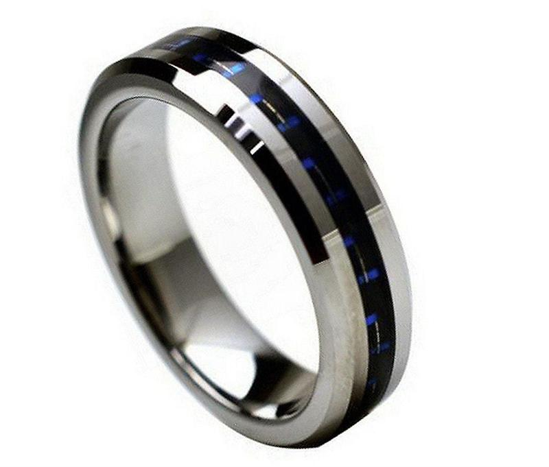 Wedding Bands For Less: Tungsten Wedding Band